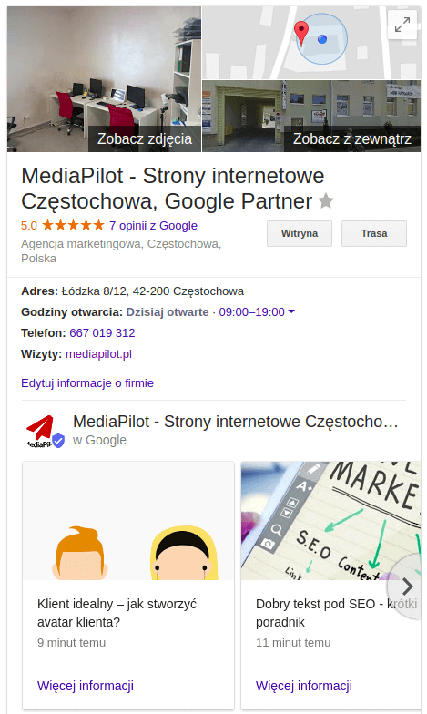 Jak zyskać większy ruch z Mapek Google - 7 skutecznych trików