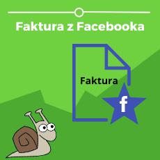 Jak pobrać fakturę z Facebooka - Poradnik