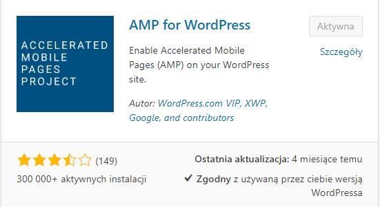 Jak przyspieszyć wordpressa na telefonach komórkowych - AMP