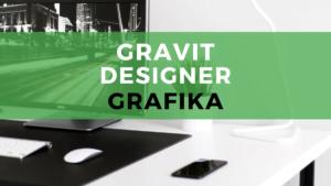Prosty darmowy program do projektowania grafiki - GravitDesigner