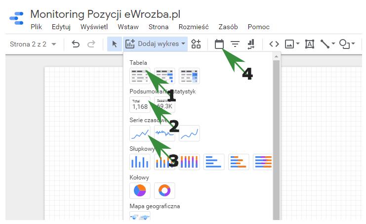 Google Data Studio - Poradnik